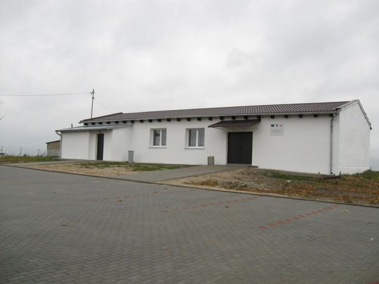 Budowa świetlicy wiejskiej w Łęgowie gmina Kisielice