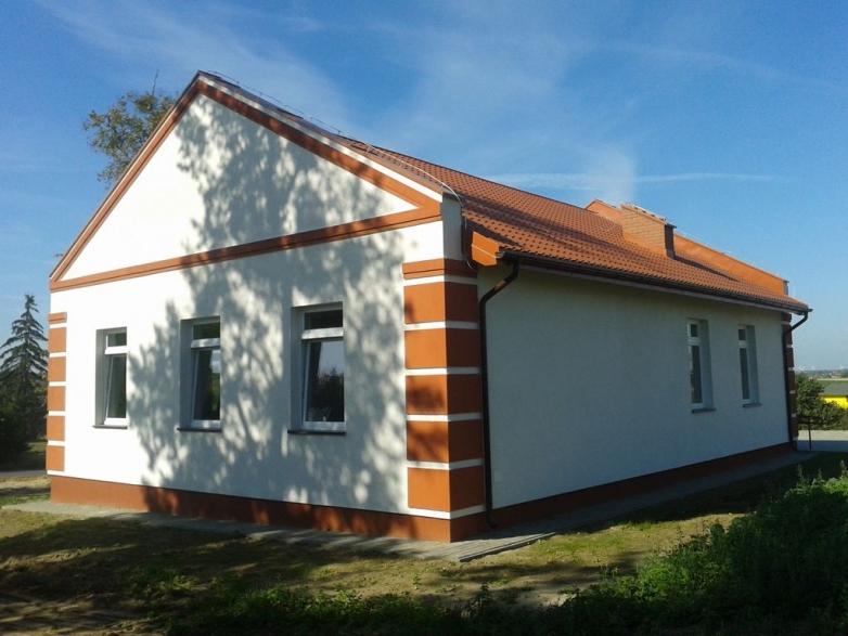 Budowa Wiejskiego Domu Kultury w Ogrodzieńcu