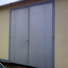 Budowa pomieszczenia magazynowego dla PUK Kisielice
